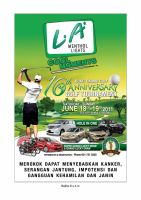Baliho Golf Tournament by ignra