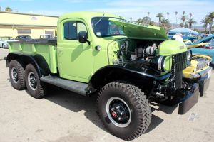 Tandem Axle Power Wagon by DrivenByChaos
