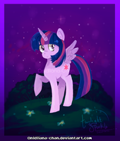 MLP: Princess Twilight Sparkle by Ovelayotli