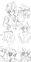 Dragon Ball Schematic diagram by jiayulong