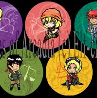 EoA Buttons by Elf-chuchu