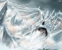 Frost-Dragon by Gunni