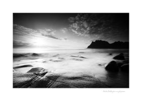B and W - Part III by Stridsberg