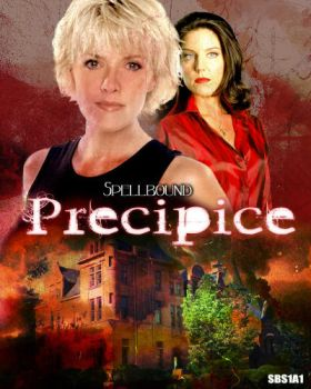Precipice Story Arch Poster by AdrianneB78239