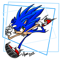 SONIC by ManueC