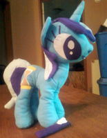 My Attempt at a Colgate Plushie by OEmilyThePenguinO
