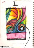 crayon gimpsicle by SquareFrogDesigns