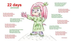 22 days until Christmas 2007 by RyanEchidnaSEAL
