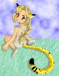 Felina as a Child by jesschan