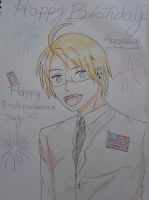 Happy Independence Day! by drummergirl808