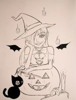 Happy Halloween 2012 by RevoltingChaos