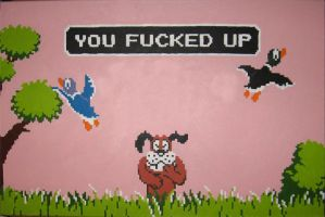 Ya Dun F*cked Up by Squarepainter