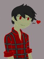 Kawaii Marshall Lee by 9thAnodrac