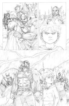 Incredible Herc 136 page 2 by ReillyBrown