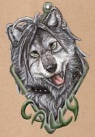 Badge trade Cally by Kirsch-vanderWit