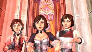 BioShock Infinite Sfm by KorraGrande