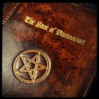 The Book of Damnation... by alexlibris999