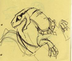 Mystra and Rover_sketches26 by Mystra-Inc