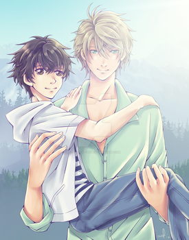 Super Lovers by peace-of-hope