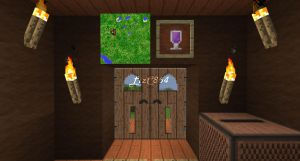 2 Story Cottage 42215 Ambrosia Map by LizC864