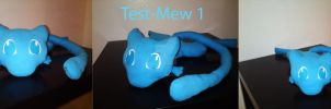 Mew-Plush-Project, step 1 by nfasel