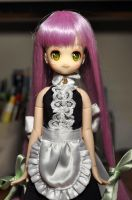 Lilly-chan! My new custom little vampire! by L63player