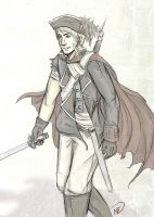 Epic Prussia by one-who-draws