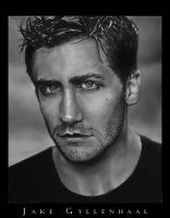 Jake Gyllenhaal by TheAnsw3r