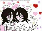 -Rukia and Chappy Bunnies.I.G. by Leeleechanlee