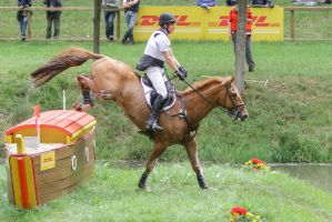 3DE Cross Country Water Obstacle Series XV/10 by LuDa-Stock