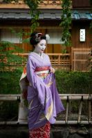 Geisha by manzin