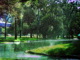 Rainy by JaneEccentrica