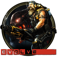 Evolve Dock Icon by OutlawNinja