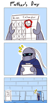 SoC: Father's day by dragoonwys