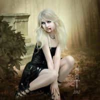 Innocence Lost by vampirekingdom