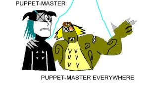 The master and the puppet by Mimi1869