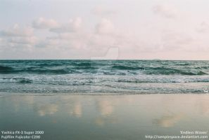 Endless Waves by samplespace