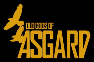 Old Gods of Asgard logo by DrinkerTH