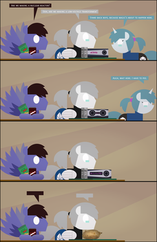 [MLPFiM] ATG 238 - Taking their Time by G-DO-29--Anagram