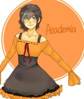 Request: Academia by 8DarkAngel8