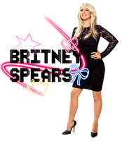 Britney Spears PNG by Antivil