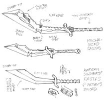 Rastas (Kargan sword) by Grebo-Guru