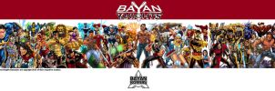 Bayan Knights one and all by gammaknight