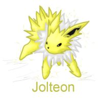 Eeveelutions - Jolteon by Tsunaamii