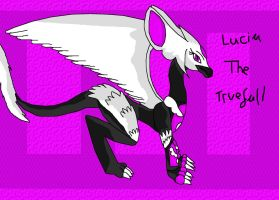 Lucia the truefall by pd123sonic