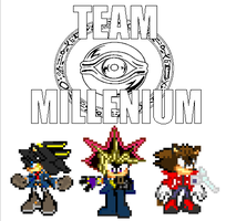 Team Millenium - FINISHED by KristianTheTiragon