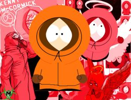 kenny south park by anbukakashi07