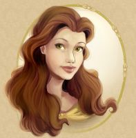 Belle by madam-marla