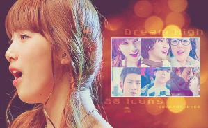 Dream High Episode 1 Icon Set by sweetbeloved