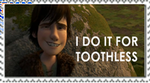 Do it for Toothless Stamp by Random-StoryKeeper